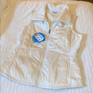 Columbia Water and Stain Resistance vestNWT Size M